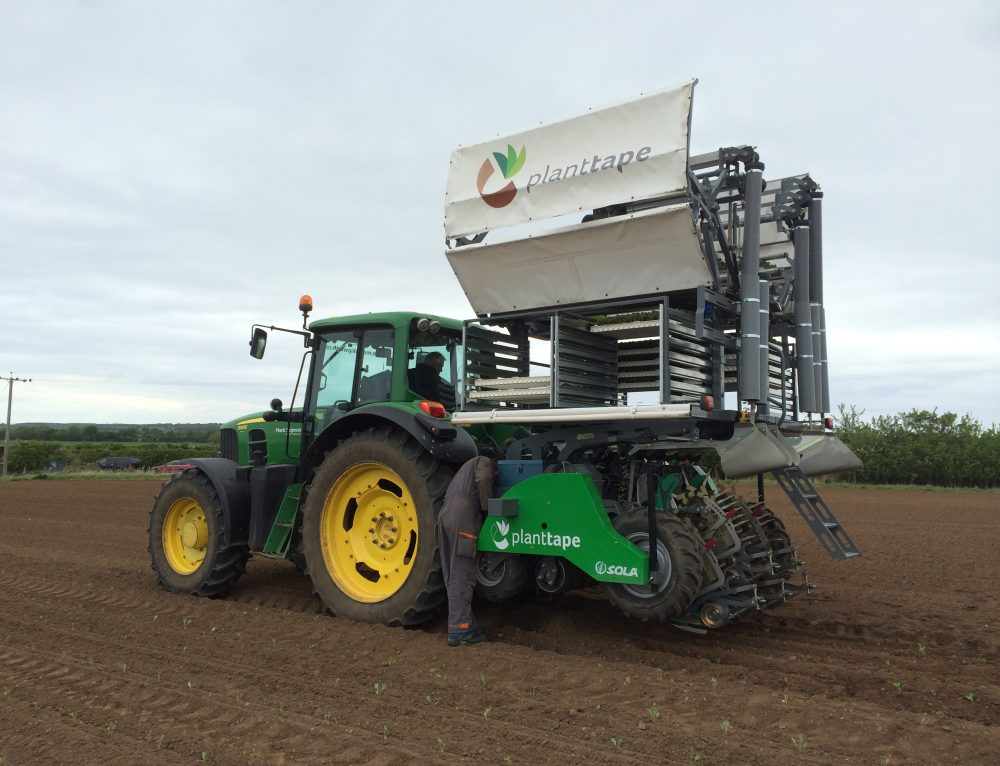 Is this the future of veg planting?